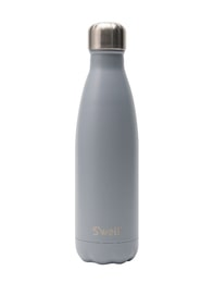 WATER BOTTLE SATIN FINISH SHADOW