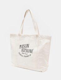 MAISON KITSUNE ECO BAG