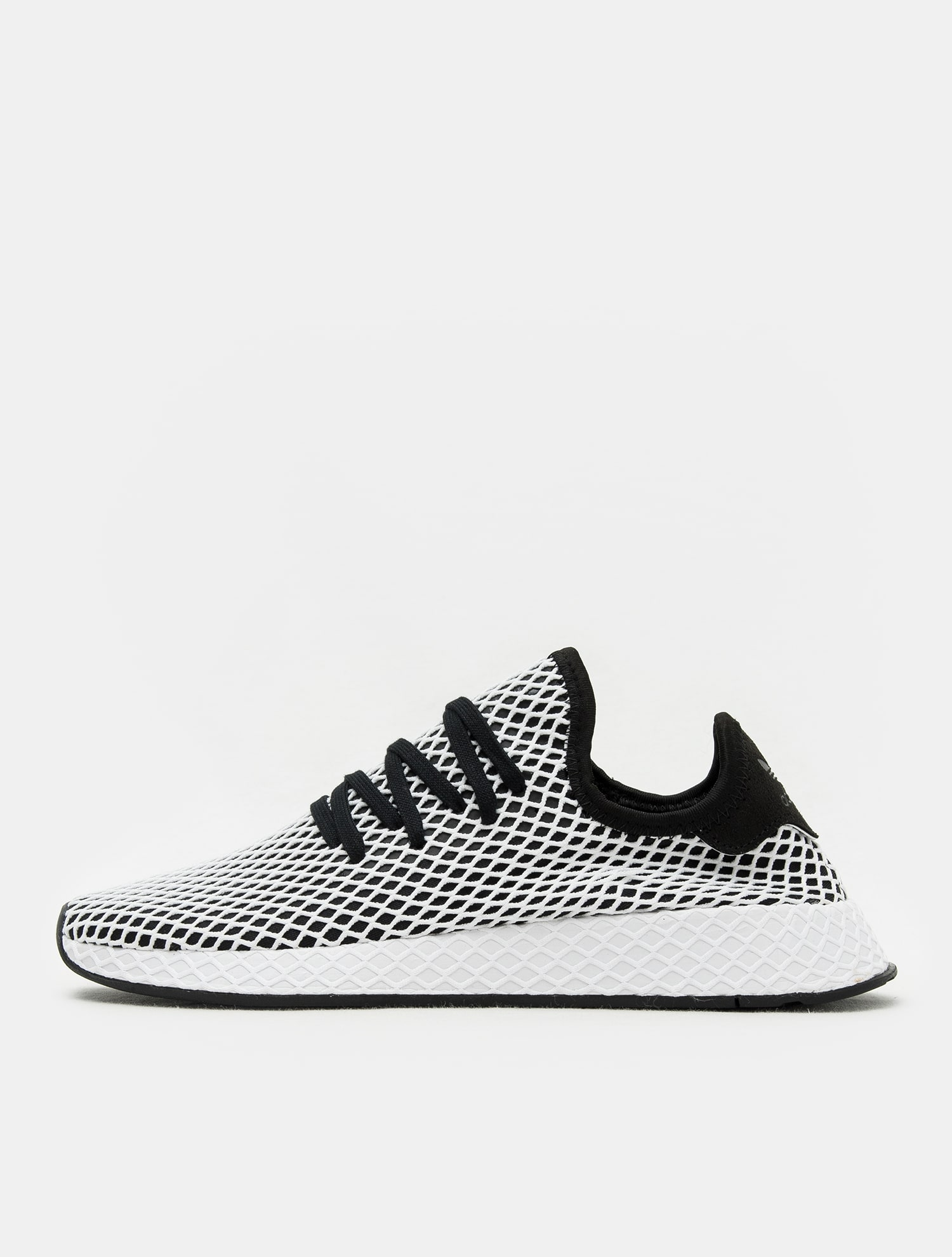 957e181ea4df9 Adidas Originals   QM84K3DID5. 18SS Deerupt Runner - Black (Men)