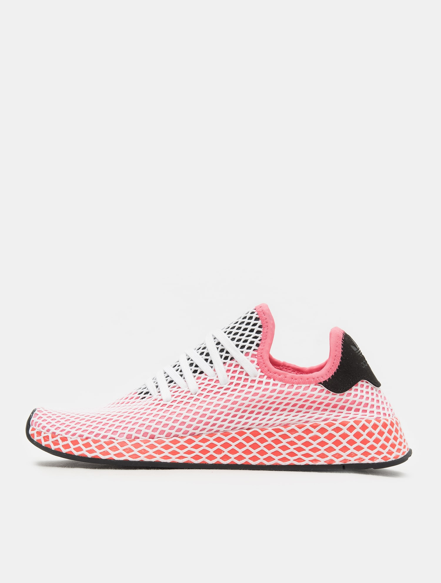 067956e5340e1 Adidas Originals   QM84K3DIDX. 18SS Deerupt Runner W – Pink (Men)