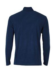 (남) [CLASSIC] 블루 터틀넥 티셔츠