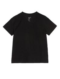 [HEART FOR EYE] Cotton T-shirt for Kids (Black)