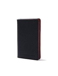 네이비 가죽 카드지갑(MK51A3002R)