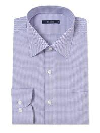 [빨질레리] [REGULAR FIT] 바이올렛 미니 체크 드레스셔츠(MA5864036S)[쇼핑백 증정]