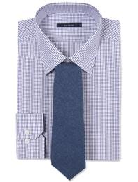 [빨질레리] [SLIM FIT] 미니 체크 드레스셔츠(MA5864031R)[쇼핑백 증정]